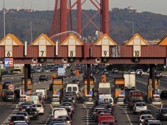 El Gobierno portugués reduce un 15% su peaje de día y un 30% de noche