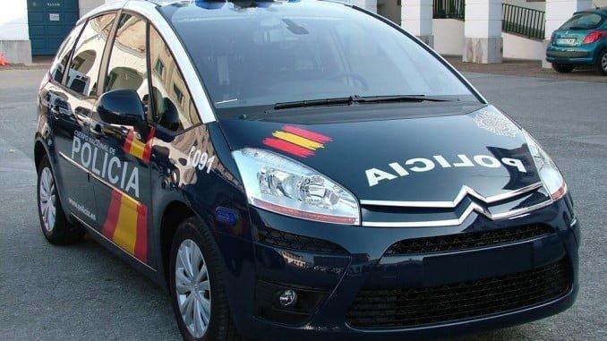 Agentes de la Policía han detenido a los autores del robo