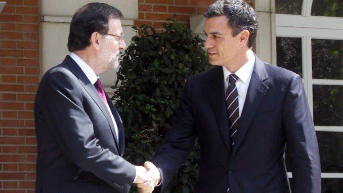 Rajoy expondrá a Sánchez las consecuencias para España de no tener gobierno