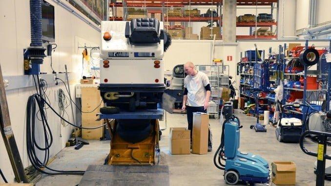 La operación Taller II se enmarca en el plan de intensificación de inspecciones a talleres mecánicos