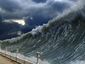La costa de Huelva ya vivió un tsunami por la actividad sísmica en el suroeste peninsular.