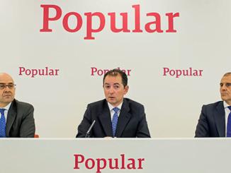 El Banco Popular confirme sus planes de reducción de plantilla y cierre de 300 oficinas.