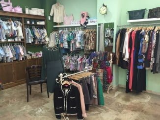 La tienda Atelier de Huelva situada en la calle Ciudad de Aracena también estará abierta la noche del viernes.