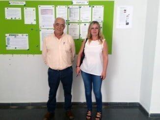 La alcaldesa de San Juan del Puerto apuesta por el empleo