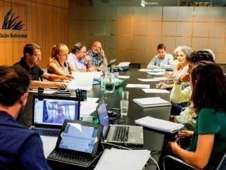 Primera reunión del Comité Proyecto Life Share en Madrid