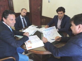 Con el nuevo plan de acción se pretende dar movimiento al Parque Huelva Emprearial