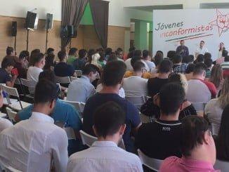 Las Jornadas de JJ SS que se celebran en Punta abordan la problemática actual de la Juventud en materia educativa