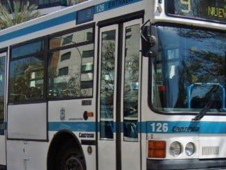 El transporte urbano por autobús creció