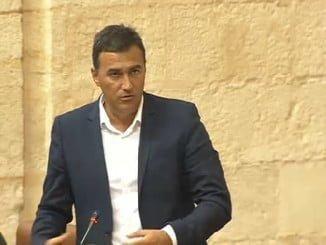 Carlos Hernández, portavoz económico de Ciudadanos