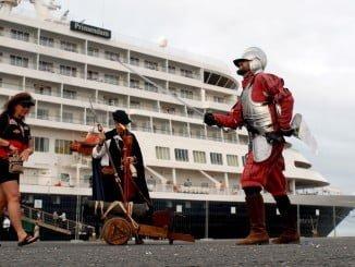 El buque Prinsendam ya visitó la capital el pasado mes de abril