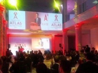 Retrospectiva de una entrega de los Premios Atlas a las mejores iniciativas de exportación