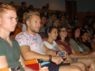La UHU supera la media de alumnos de Erasmus en las universidades españolas