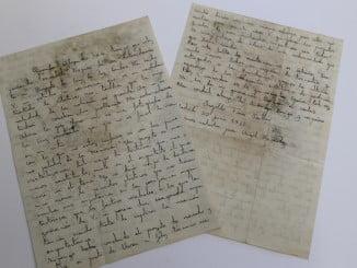 Las cartas recogen la correspondencia mantenida entre los años 40 y 60 con Leopoldo Torres