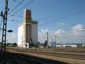 El Ayuntamiento de La Palma quiere recuperar el silo, una arquitectura de la agricultura que se debe conservar.