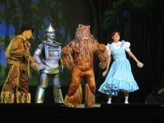 'El Mago de Oz', un gran espectáculo que por fin recala en Huelva