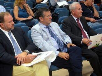 El presidente de la FOE, José Luis García-Palacios Álvarez ha seguido muy de cerca las jornadas técnicas de Agrocosta en ADESVA.