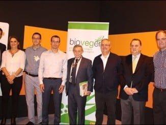 En las jornadas que se celebran en Huelva participa activamente Biovegen.