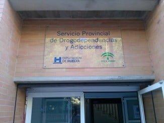Servicio Provincial de Drogodependencias de la Diputación de Huelva