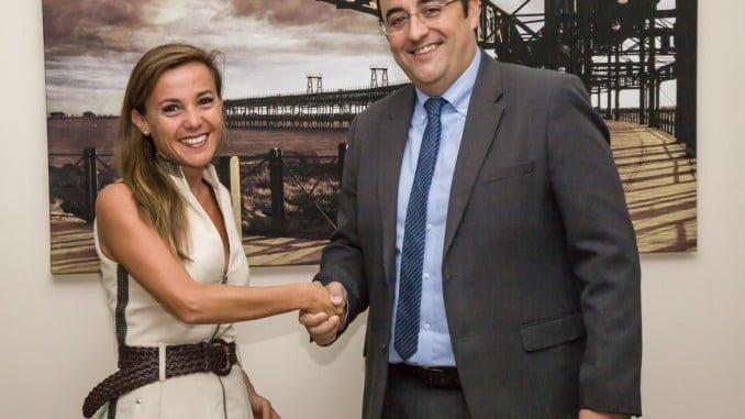 Aguas de Huelva y el Colegio de Arquitectos han firmado un convenio de colaboración