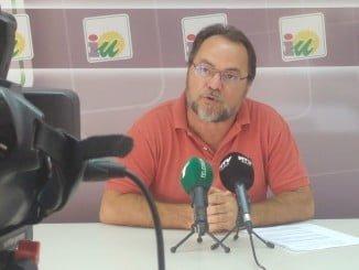 Camacho ha mostrado este martes su contrariedad por el inicio de la obras