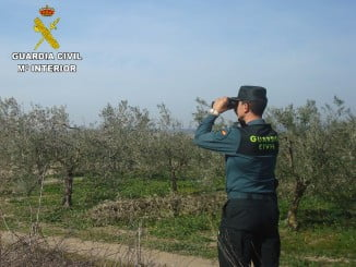 Las investigaciones de la Guardia Civil han terminado con la detención de tres personas