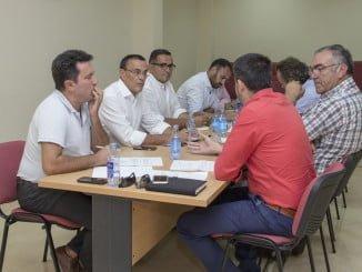 Los representantes de los distintos sectores implicados en la pesca, celebraron la II Mesa de la Pesca