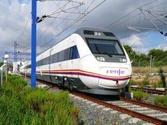 Renfe vuelve al horario de invierno con dos trenes diarios, uno por sentido