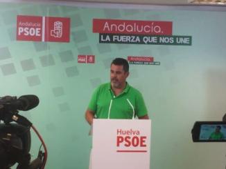 Jesús Ferrera, secretario de Organización de la Ejecutiva Provincial