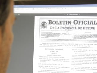 La hemeroteca del BOP ya se puede consutar por internet desde el año 1990.