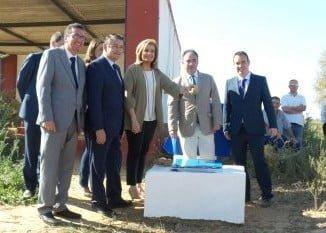 La ministra de Empleo en funciones cierra los 11 pozos legales de Los Mimbrales en beneficio de Doñana.