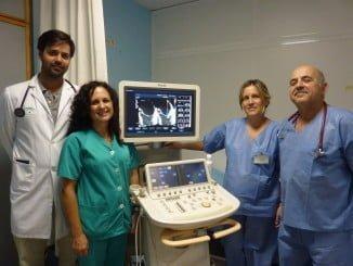 Nueva unidad para pacientes coronarios graves en Huelva