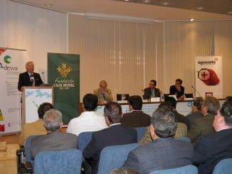 La Fundación Caja Rural del Sur, siempre colaborando con Agrosta, será homenajeada en la  cuando se cumplen la 25 edición.