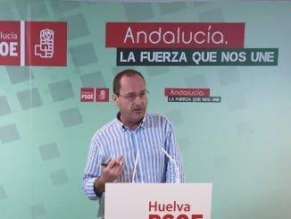 El responsable socialista de Hacienda de la Diputación Provincial, Paco Ayllón