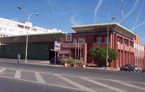 Parque de Bomberos del Ayuntamiento de Huelva