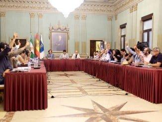 Las cuentas municipales se han aprobado definitivamente en sesión extraordinaria