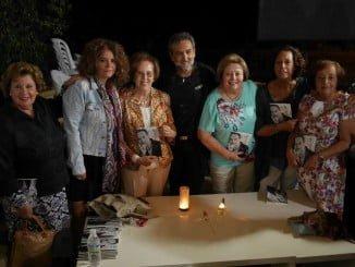 Presentación del libro del artista moguereño en el Centro de Arte Harina de Otro Costal de Trigueros