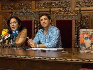 El alcalde y la concejala de Cultura y Festejos presentan las fiestas patronales