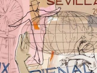 Cartel anunciador de la Bienal de Flamenco de este año
