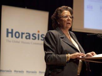 Rita Barberá, exalcaldesa de Valencia y senadora del PP