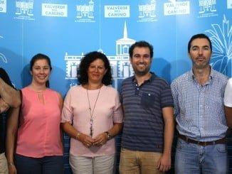 Presentación del nuevo curso en las Escuelas Municipales de Valverde