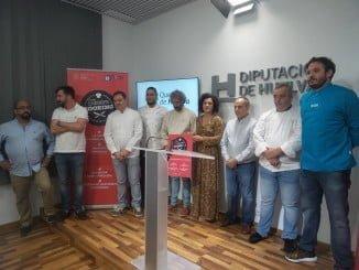 Presentación de esta iniciativa de la Asociación Provincial de Hostelería y el Patronato Provincial de Turismo