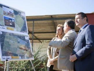 La plataforma para los Regadíos agradece a Báñez su esfuerzo para llevar agua al Condado