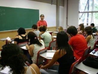 El número de docentes para este curso es de 7.624