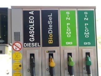La subida de los carburantes contribuye a la subida del IPC