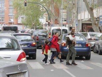 Un total de 27 colegios requerirán atención en la regulación del tráfico