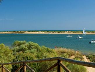 El Portil podría ser la ubicación de ese camping ecoturístico que propone IU
