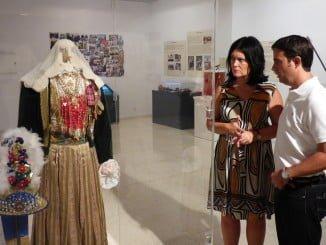 Exposición de El Cerro del Andévalo en el Museo de Huelva