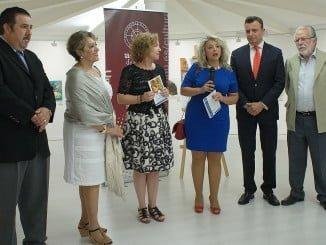 La exposición 'México-España, unidos por el arte' quedó inaugurada en la Universidad