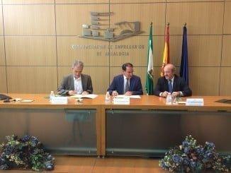 CEA y Salud firman un convenio de colaboración