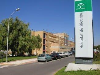 El Hospital de Riotinto presta cobertura a una población que asciende a casi 70.000 personas